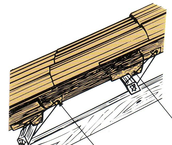 Materiaux2 for Pose tuile canal sur muret